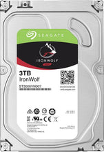Seagate 3TB Iron Wolf 3.5 inch SATA HDD Internal Hard Disk Drives Discount Computer Needs