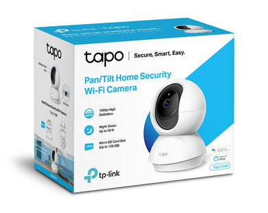 TP-Link TAPO-C200 WiFi HD Camera with 2 Way Audio Security Cameras Discount Computer Needs