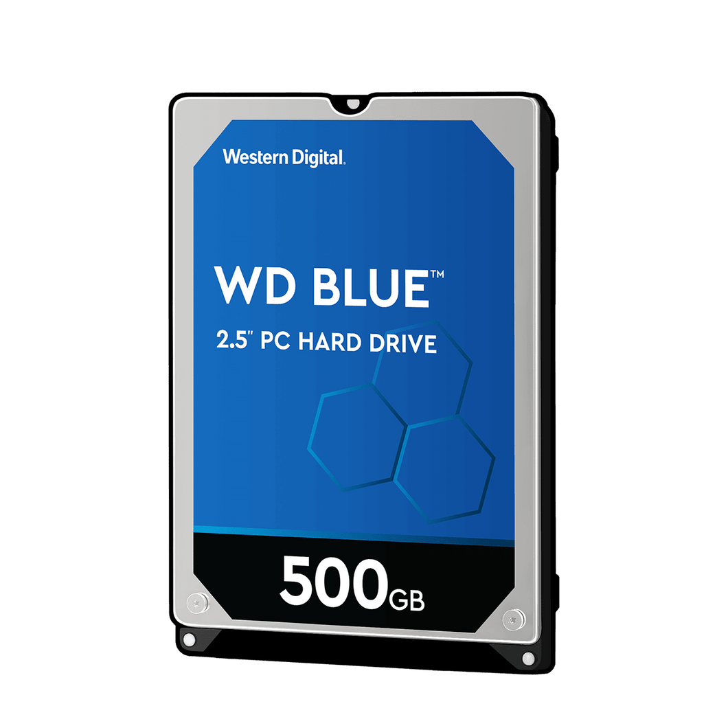 WD Blue 500GB 2.5 inch SATA HDD Internal Hard Disk Drives Discount Computer Needs
