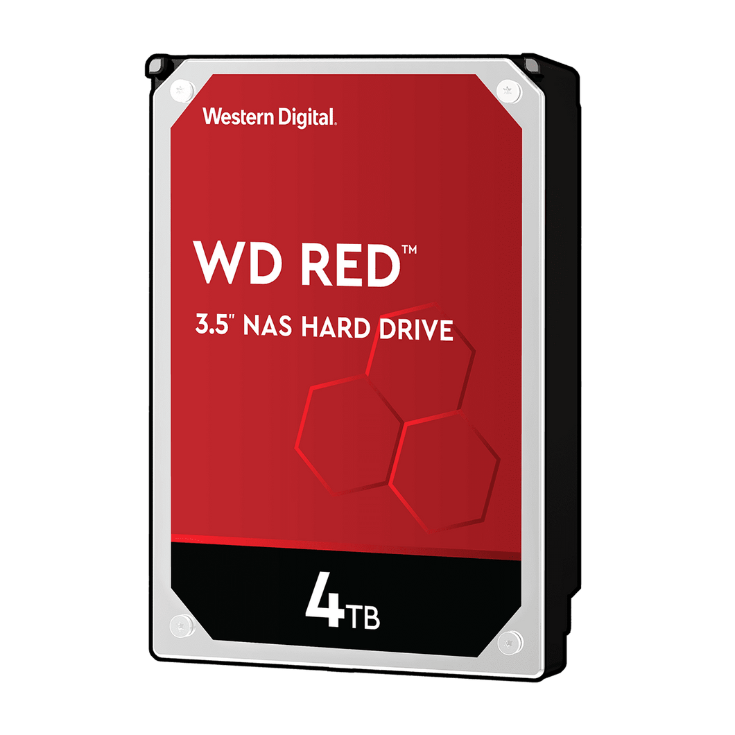 WD Red 4TB NAS 3.5 inch SATA HDD Internal Hard Disk Drives Discount Computer Needs