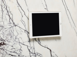 iPad Wall Mount Disk black