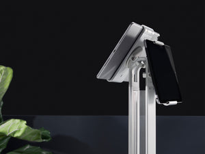 iPad Kiosk Stand - Dual Screen