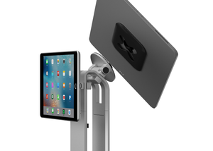 Dual Tablet Stand