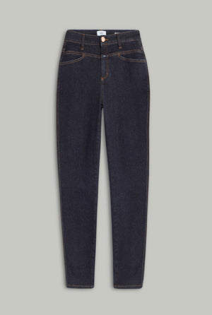 CLOSED Skinny Pusher in Dark Blue