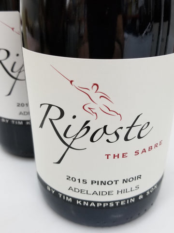 Riposte 2015 The Sabre Pinot Noir