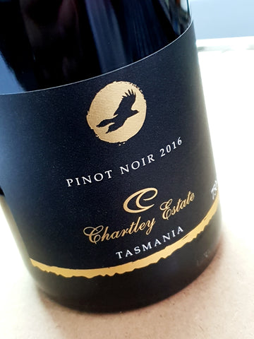 Chartley Estate 2016 Pinot Noir