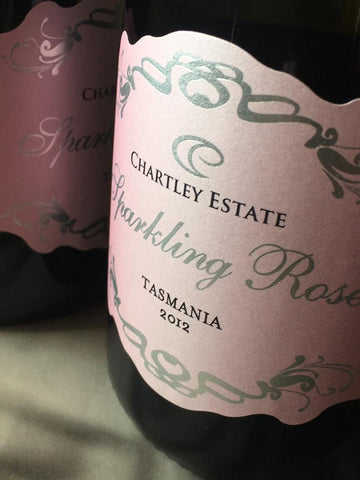 Chartley Estate 2012 Rose Sparkling
