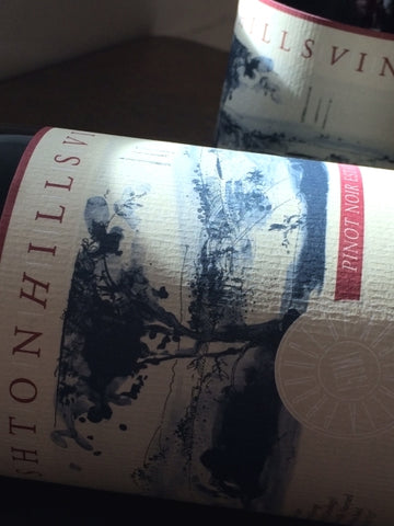 Ashton Hills 2016 Estate Pinot Noir
