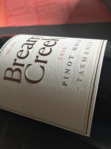 Bream Creek 2016 Pinot Noir