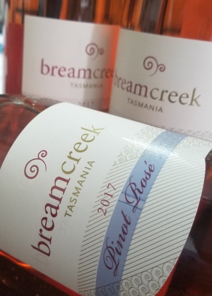 Bream Creek 2017 Pinot Rose