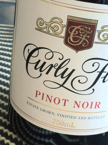 Curly Flat 2013 Macedon Pinot Noir