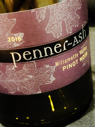 Penner Ash 2016  Willamette Valley Pinot Noir