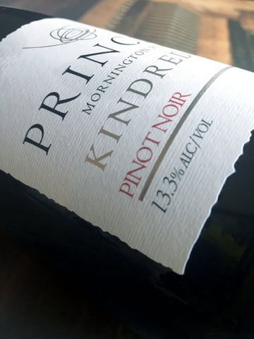 Principia 2016 Kindred Hill Pinot Noir