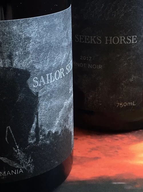 Sailor Seeks Horse 2017 Pinot Noir