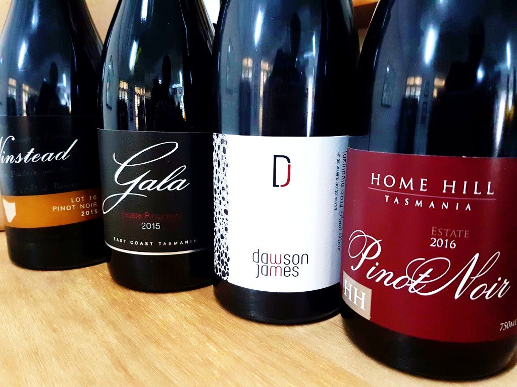 Pinot Shop BEST OF TASSIE WINE SHOW Sampler Pack