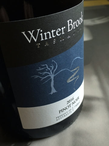Winter Brook 2016 Pinot Noir