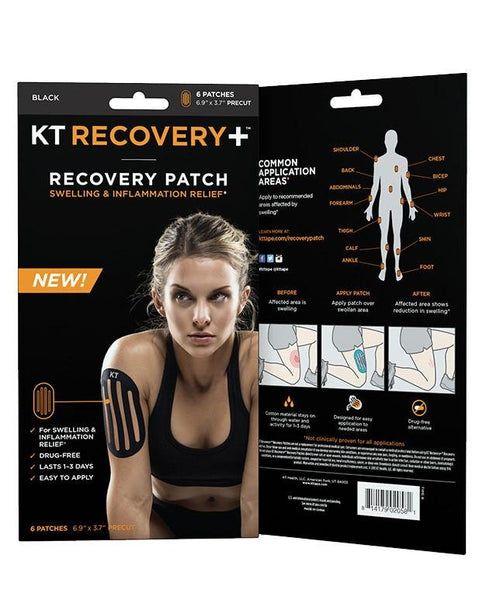 KT Recovery+™ Recovery Patch