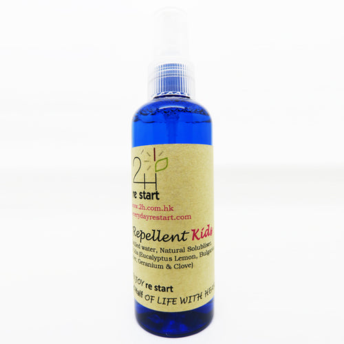 2H x Restart - Insect Repellent Spray (Kids) - without alcohol