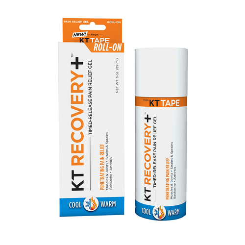 KT Recovery+ ™ Pain Relief Gel - Roll-On - 2H-STORE