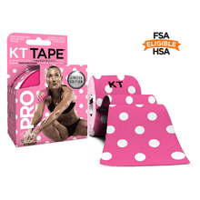 KT Tape Pink Polka Dot - Limited Edition - 2H-STORE