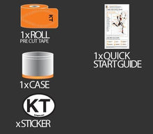 KT Tape Pro - Blaze Orange - 2H-STORE