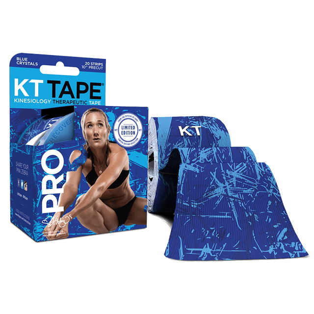 KT Tape Pro - Blue Crystal Limited Edition - 2H-STORE