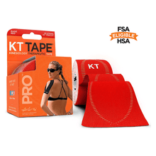 KT Tape Pro - Rage Red - 2H-STORE
