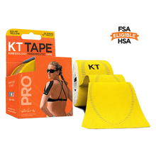 KT Tape Pro - Solar Yellow - 2H-STORE