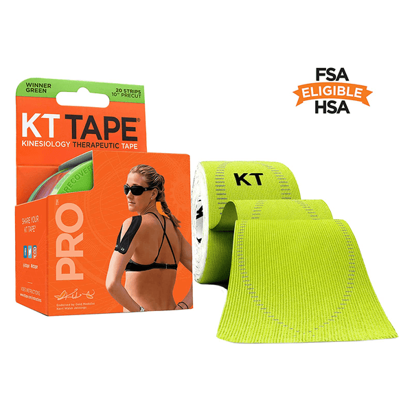 KT Tape Pro - Winner Green - 2H-STORE