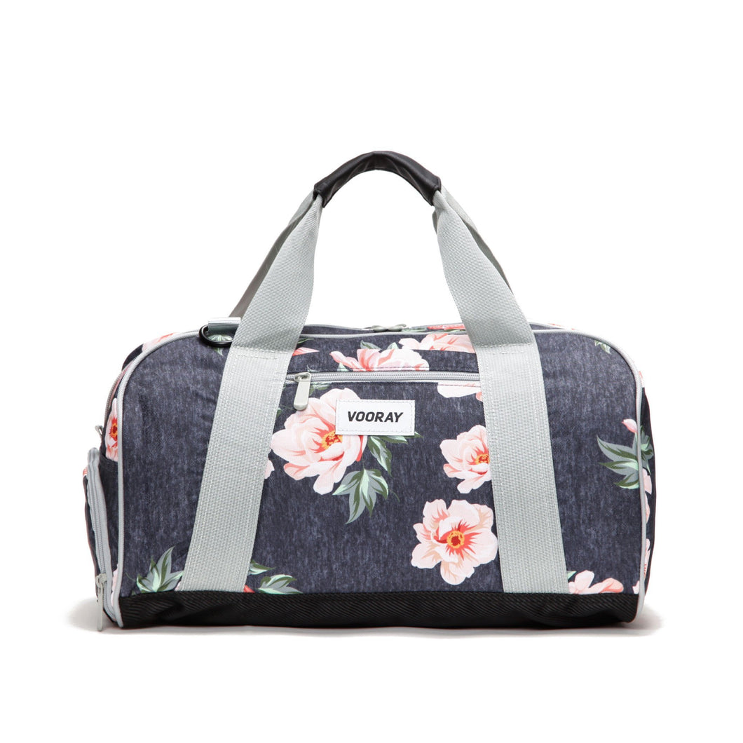 Vooray Burner Gym Duffel - Rose Navy - 2H-STORE