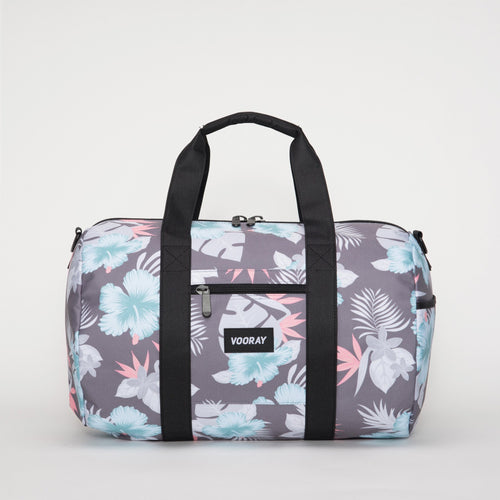 Vooray Roadie Gym Duffel - Mahalo Charcoal - 2H-STORE