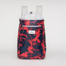 Vooray Stride Cinch Backpack - Ghost Red Floral - 2H-STORE