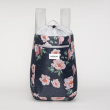 Vooray Stride Cinch Backpack - Rose Navy - 2H-STORE