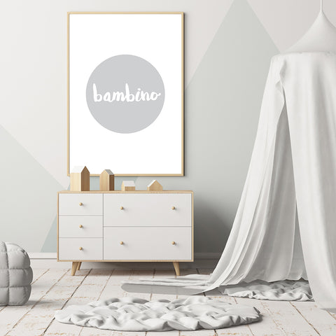 print 'bambino' - FREE - Baby Jones Designs