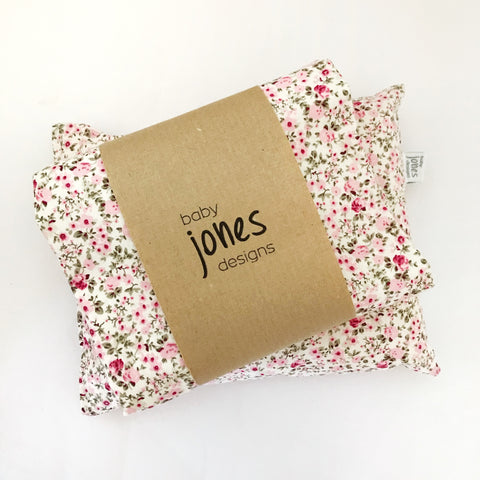 ROSEBUD doll bedding - Baby Jones Designs