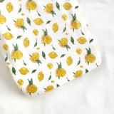 CITRUS bassinet sheet - Baby Jones Designs