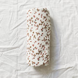 Blooms Luxe Swaddle Blanket