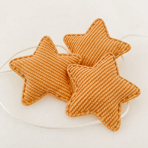 star bunting | cinnamon - Baby Jones Designs