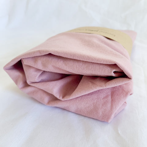 Musk Cotton Bassinet Sheet