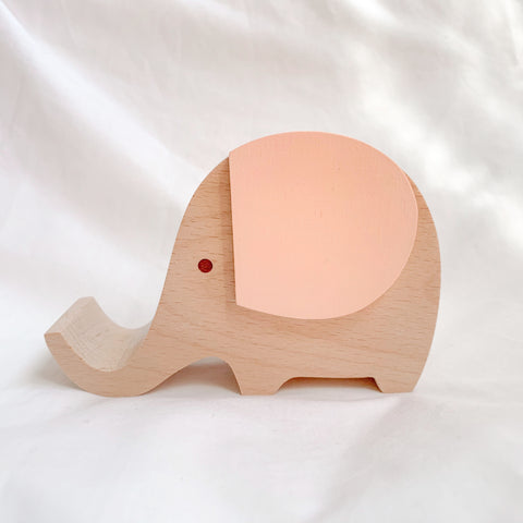 Wooden Musical Elephant | PEACH