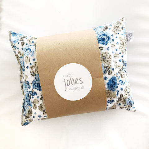 BLUE ROSA doll bedding - Baby Jones Designs