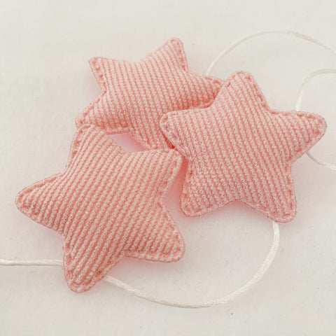 star bunting | pink - Baby Jones Designs