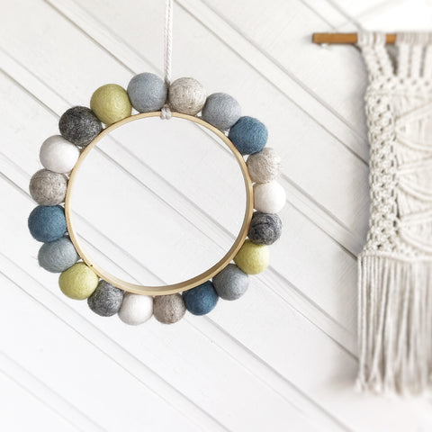 luna hoop | moody - Baby Jones Designs
