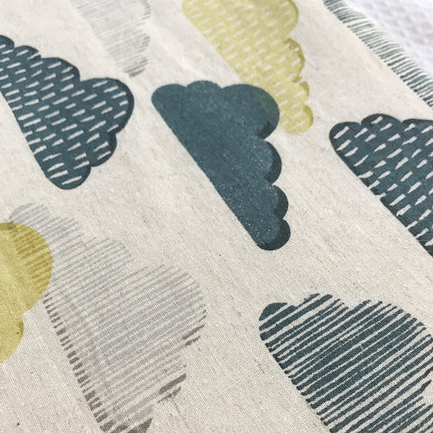 CLOUDS bassinet sheet - Baby Jones Designs