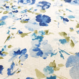 CORNFLOWER BELLE bassinet sheet - Baby Jones Designs