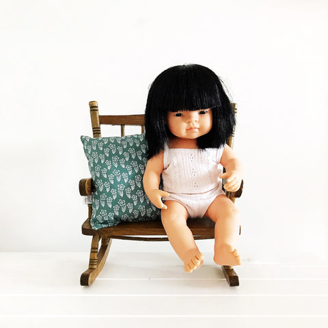 38cm (Asian Girl) MINILAND DOLL - Baby Jones Designs