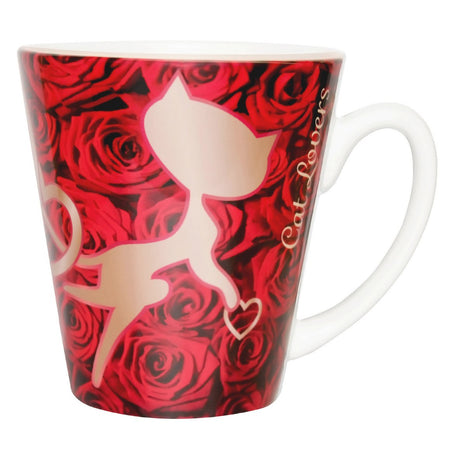 Cat Ears Silicone Mug Cover (More Colours)