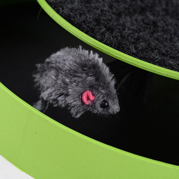 Boop the Mouse Cat Toy - Cat Lovers Australia
