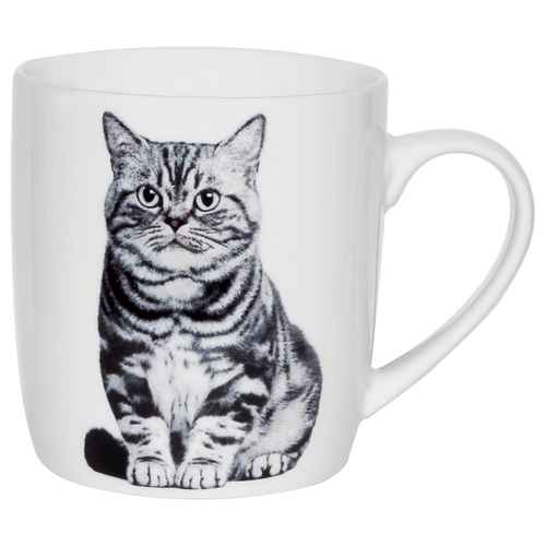 Cranky Cattitude - Cat Mug - Cat Lovers Australia