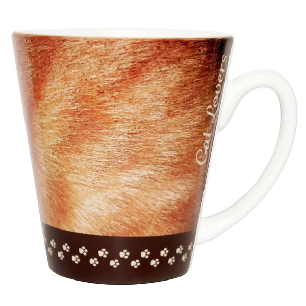 Ginger Stripes – Cat Mug - Cat Lovers Australia